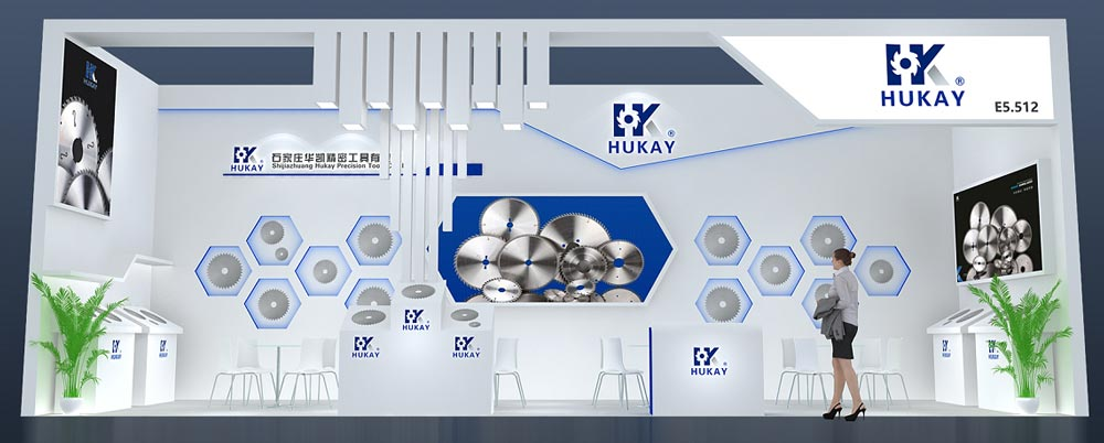 Hukay Tools participate in the Fenestration BAU China 2019
