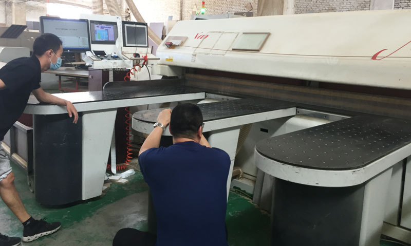 Nanxing Electronic Saw Cutting Case