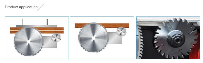 Conical Scoring Saw Blades