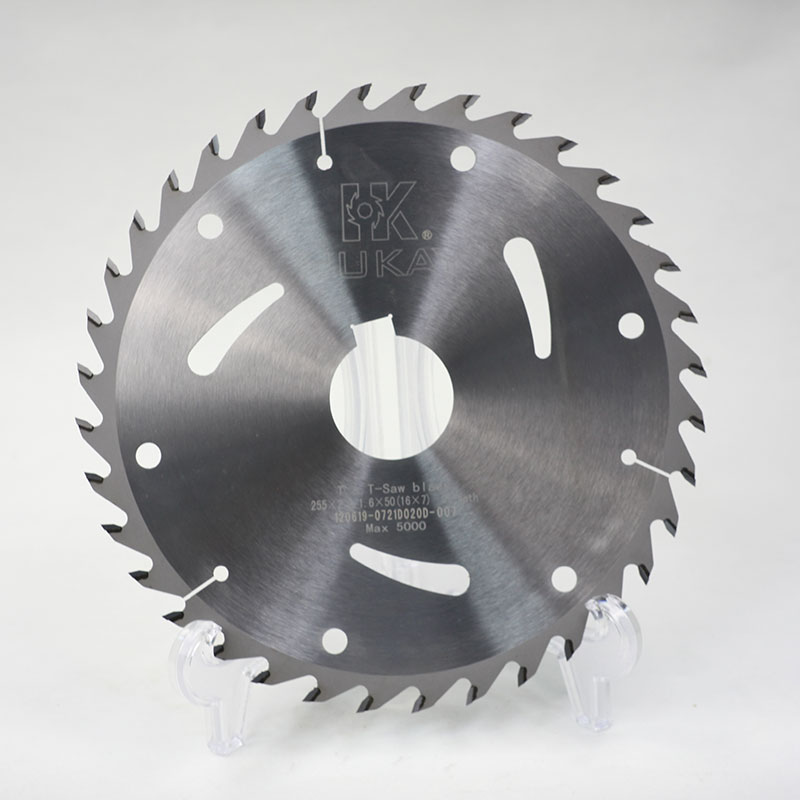 Solid Wood Ripping Saw Blades